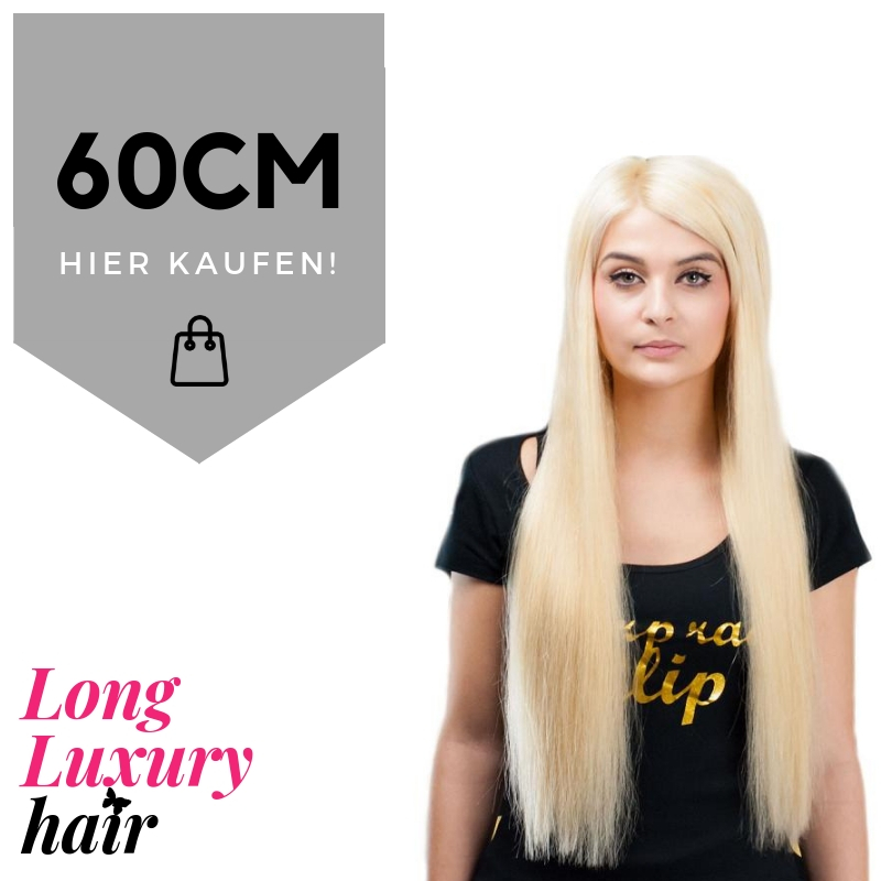 Clip in Extensions 60cm