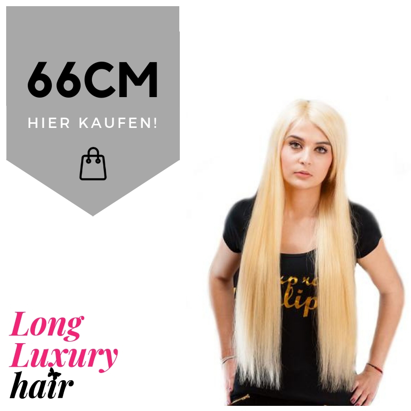 Clip in Extensions 66cm