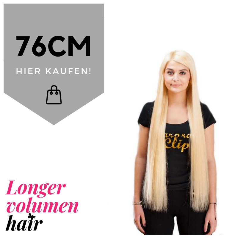 Clip in Extensions 76cm
