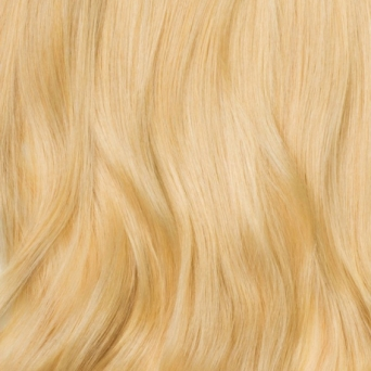 150g Clip in Extensions Human Hair 8 pices in a set Blonde #22