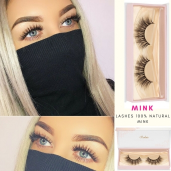 Mink Lashes Wimpern