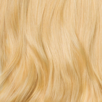 120g Clip in Extensions Human Hair 8 pices in a set Blonde #22